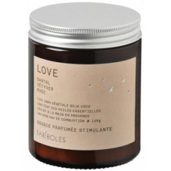 Bougie Love 140g