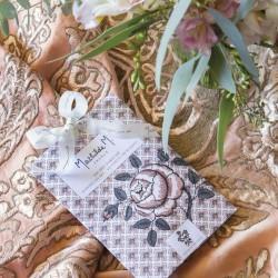 Sachet parfumé - Bouquet...